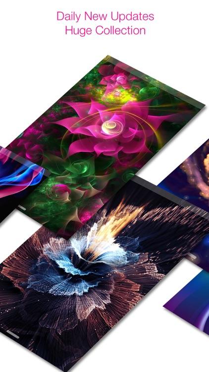 Neon Wallpapers & Lock Screen - Glow Color Theme