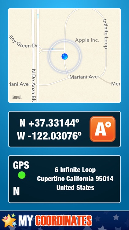 Where I am ? - GPS Location