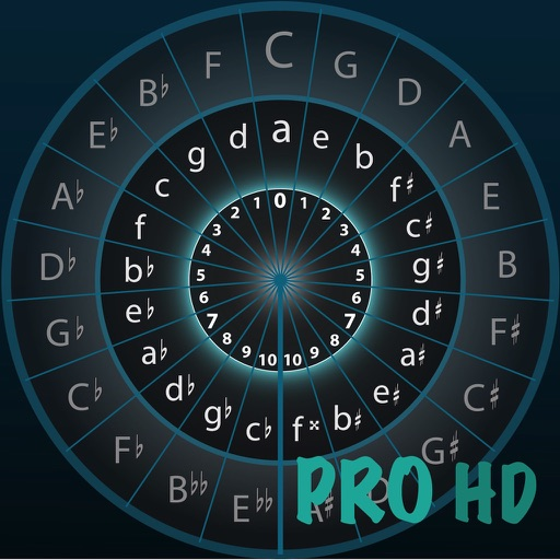 Circle of 5ths Pro HD
