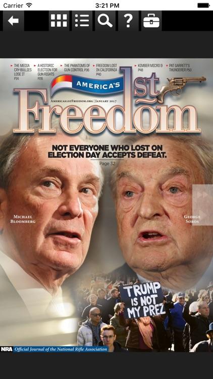 NRA Magazines screenshot-3