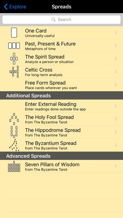 The Byzantine Tarot-2