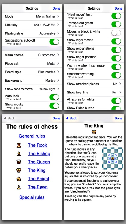 Chess Pro - with coach screenshot-4
