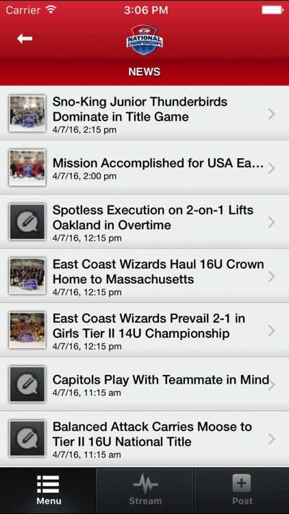 USA Hockey Youth Nationals screenshot-1