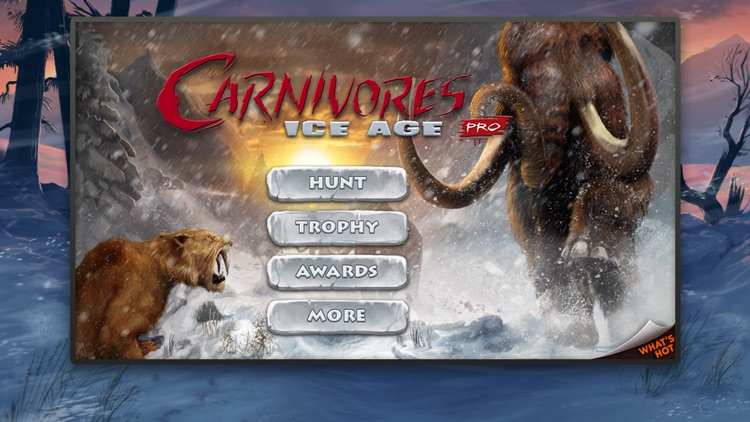 Carnivores: Ice Age Pro screenshot-0