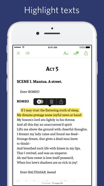 Romeo and Juliet - sync transcript