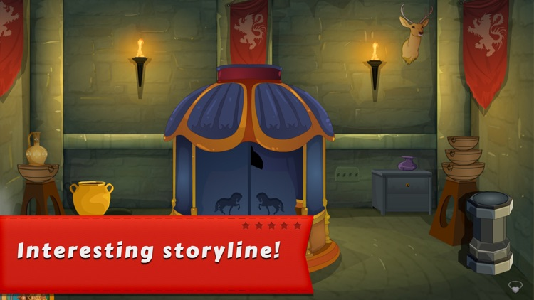 GENINE'S GIFT Escape Games - a fun puzzle game
