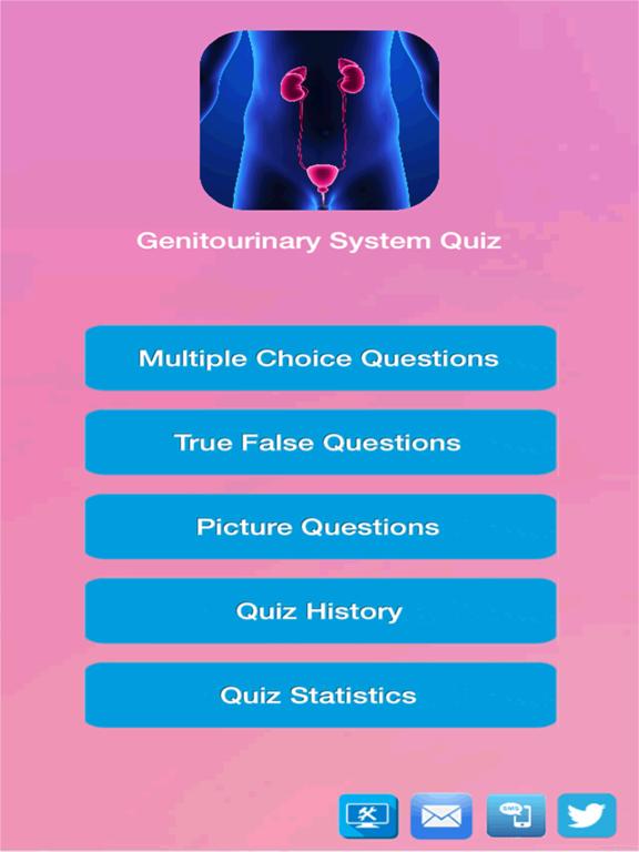 Human Urinary System Quiz screenshot 6