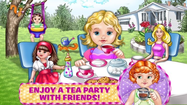 Baby Care & Dress Up - Love & Have Fun with Babies screenshot-3