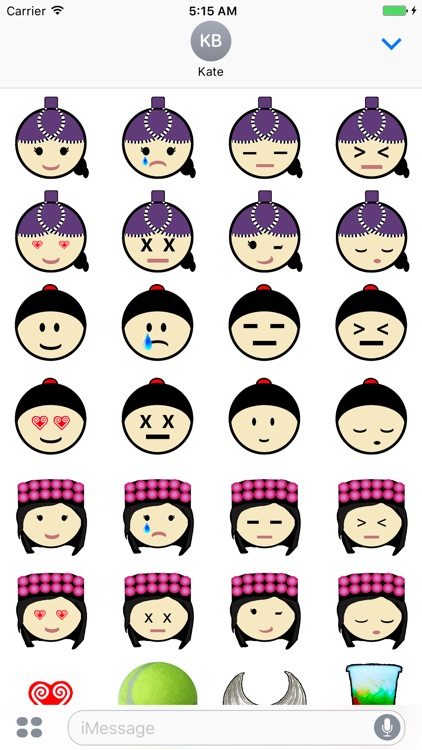 Hmong Stickers