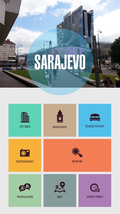 Sarajevo Travel Guide screenshot-1