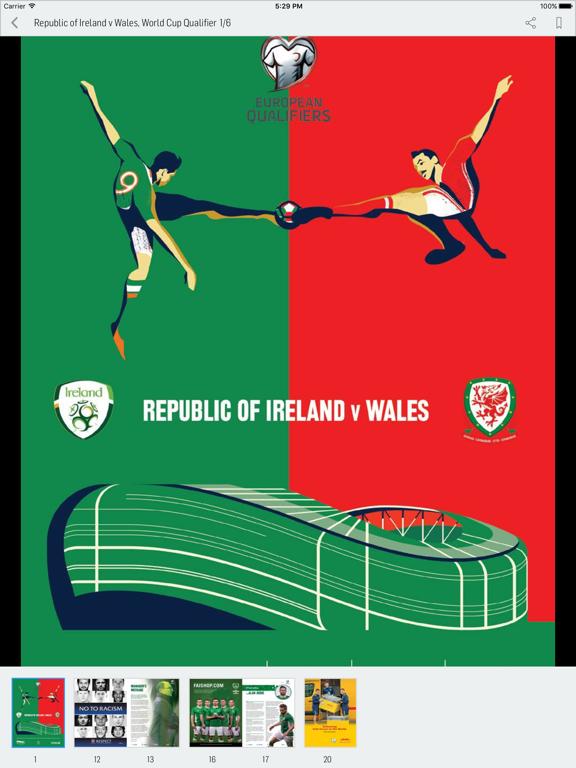 FAI Republic of Ireland screenshot 6