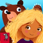 Goldilocks and Little Bear by Nosy Crow icon