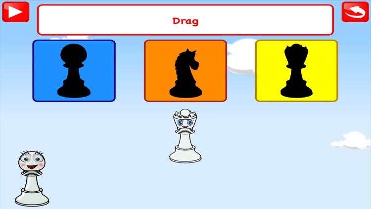 Kindergarten Chess Games Learn screenshot-3