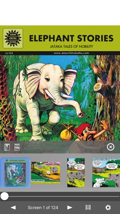 Tales of Nobility-Elephant Stories (ACK)
