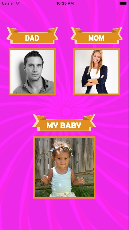 Future Baby Generator - look like your Baby - Online Game