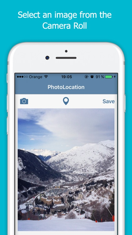 Image Location - Change the Location of any Photo!