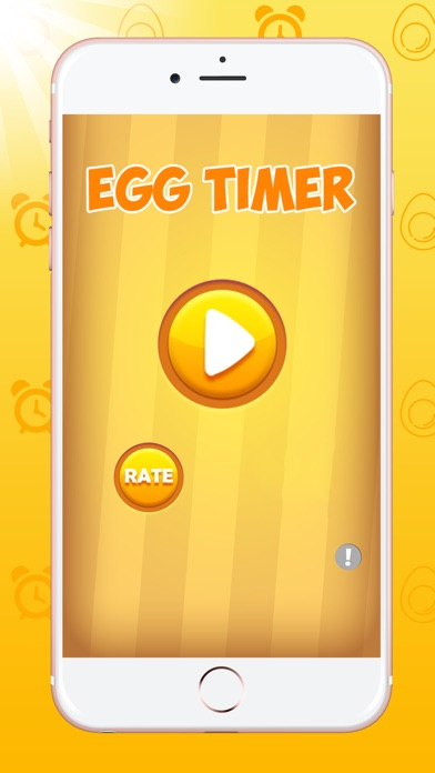 Boiled Eggs Cooking- Perfect Timer screenshot one