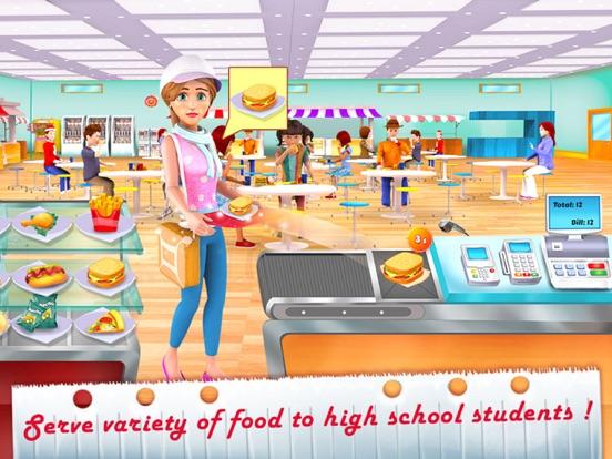 High School Cafe Managerのおすすめ画像4