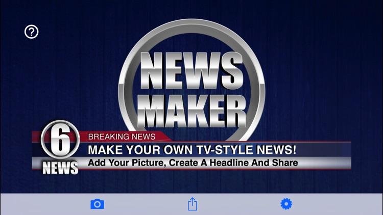 News Maker - Create The News