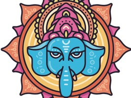 Hindu God Sticker Pack