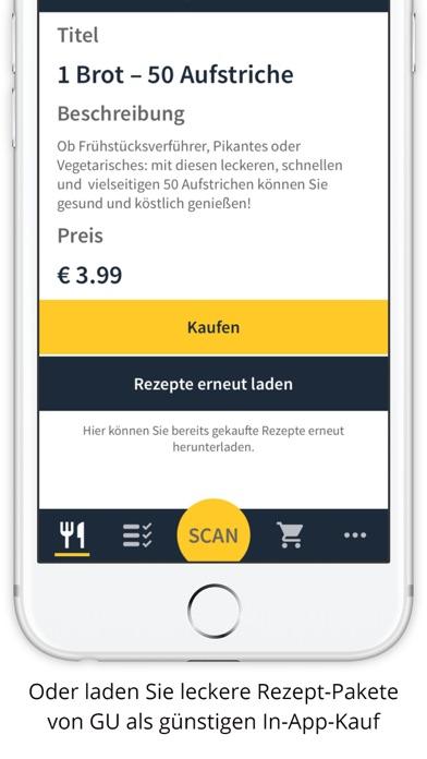 Screenshot for GU Kochen Plus in Germany App Store