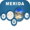 Merida Mexico Offline City Map Navigation