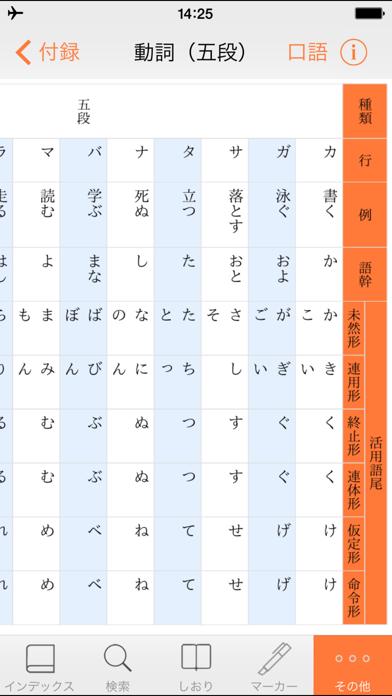 【優待版】三省堂国語辞典 第七版 公式アプリのおすすめ画像5
