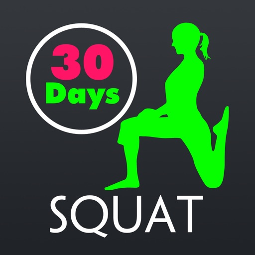 30 Day Squat Fitness Challenges Pro