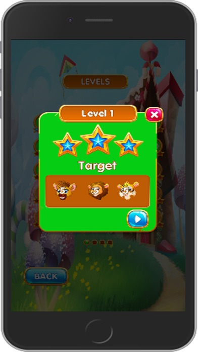 animal super match3 screenshot three