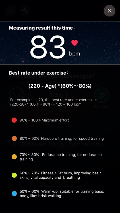 Instant Heart Rate Pro-Health Checker and  Watcher screenshot-3