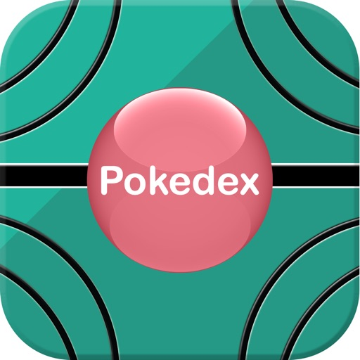 Dex for Pokedex - Dexter of Pokédex for Pokémon