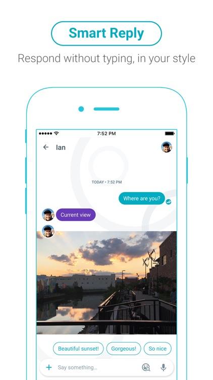 Google Allo — smart messaging screenshot-0
