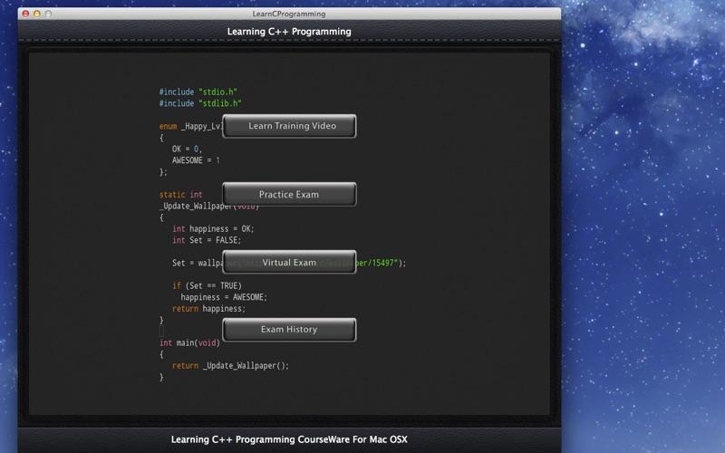 Learning C Programming screenshot 1