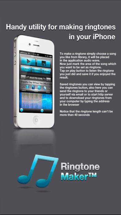 Ringtone Maker App Price Drops