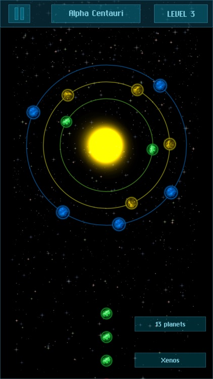 Mega Orbit: Shoot the Circle Wheel Game screenshot-3
