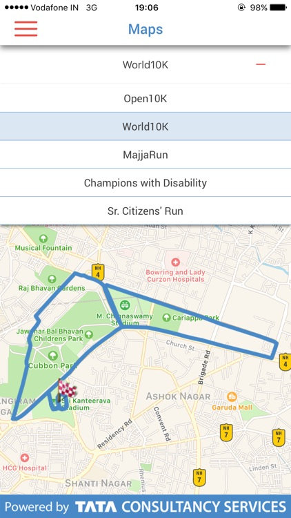 TCS World 10K 2017 screenshot-3