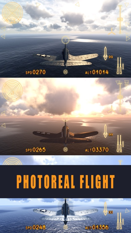 Alliance: Air War - Airplane Flight Simulator Game