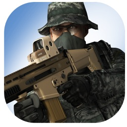 X Sniper - Dark City Shooter 3D