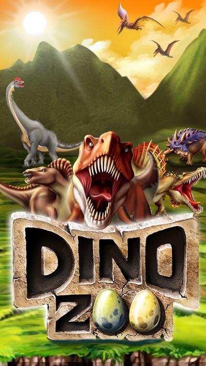 DINO ZOO - Jurassic Dinosaur world Fighting games