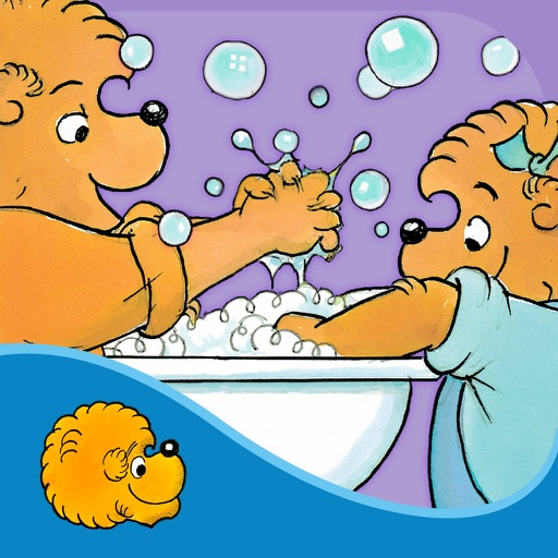 The Berenstain Bears Come Clean for School icon