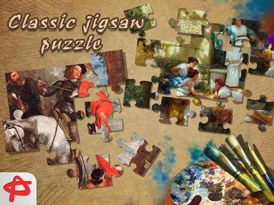 Greatest Artists: Jigsaw Puzzle screenshot 4