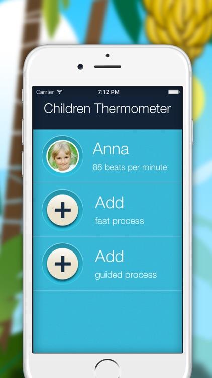 Children Thermometer