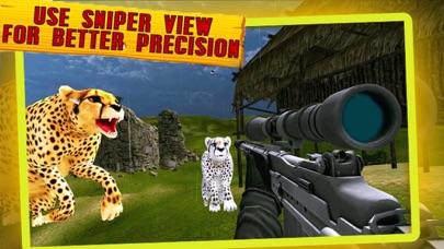 Wild Forest Hunter Shoot screenshot one