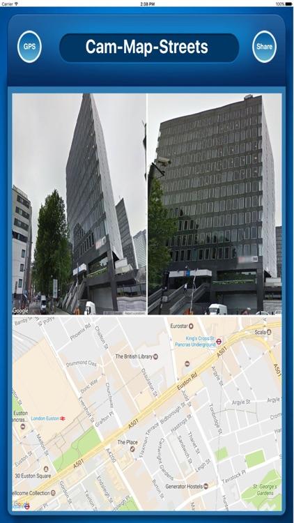 Streets Live Plus HD screenshot-3