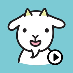 Cute Goat Stickers ANIMATED