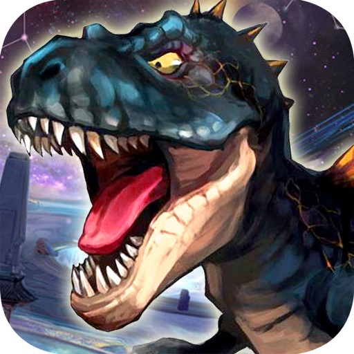 Tyrannosaurus rex world - baby games