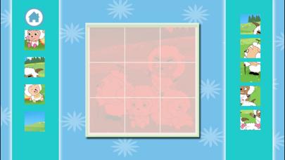 宝宝拼图游戏:认知交通工具大巴士 screenshot two