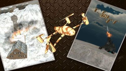 US Army Drone Strike Air Combat: Flight Simulator screenshot three