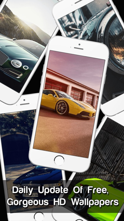 Infinite wallpapers and backgrounds for Cars
