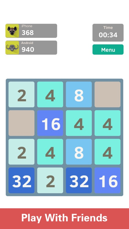 2048:Online screenshot-1